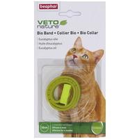 Beaphar Bio Band - Nyakörv természetes illóolajokkal macskánk egészségéért - Rovarűző hatás