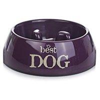 Beeztees Best Dog habzsolást gátló kutyatál