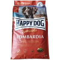 Happy Dog Lombardia kutyatáp kacsahússal és olasz rizzsel