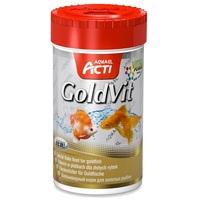 AquaEl Acti GoldVit aranyhal eleség
