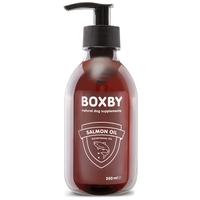 Boxby Nutritional Oil lazacolaj magas omega 6 tartalommal a ragyogó és selymes bundáért