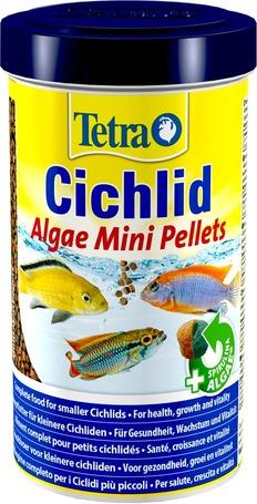 Tetra Cichlid Algae Mini sügértáp
