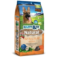 Happy&Fit Natural Adult Rind & Reis XL