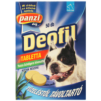 Panzi Deofil tabletta száj- és testszag ellen