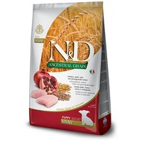 N&D Dog Puppy Mini Chicken & Pomegranate Low Grain