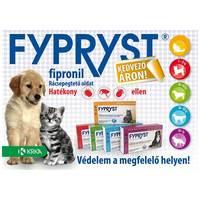 Fypryst rácsepegtető oldat kutyáknak | Élősködők elleni védelem