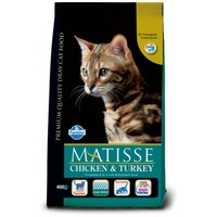 Matisse Chicken & Turkey macskaeledel | Csirke- és pulykahússal