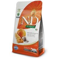 N&D Cat Grain Free heringgel, sütőtökkel és naranccsal | Gabonamentes macskatáp