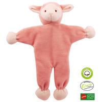 Simply Fido méreganyagmentes és környezetbarát, bio pamut állatfigura, bárány