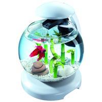 Tetra Cascada Globe akvárium fekete vagy fehér színben