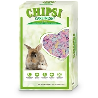 Chipsi Carefresh Confetti alom kisállatoknak vegyes színben