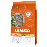 Iams Cat Adult Chicken | Csirkehúsos száraztáp felnőtt macskáknak