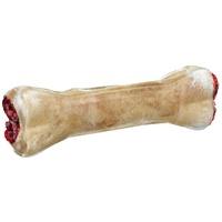 Trixie szalámis ízesítésű töltött csont szárított nyersbőrből