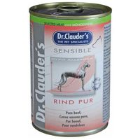 Dr.Clauder's Selected Meat Sensible Beef Pure
