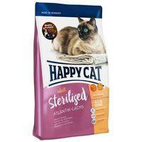 Happy Cat Adult Sterilised Atlantik-Lachs | Lazacos táp ivartalanított macskáknak