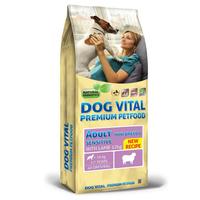 Dog Vital Adult Mini Breeds Sensitive Lamb | Érzékeny emésztésű kistestű kutyáknak | Száraztáp