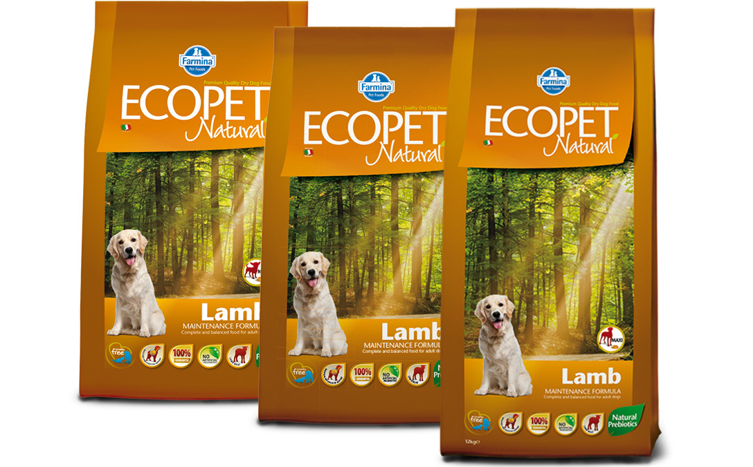 Ecopet Natural Lamb