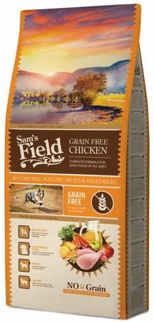 Sam's Field Grain Free Adult Chicken