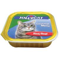 Jolly alutálkás marhahúsos macskaeledel