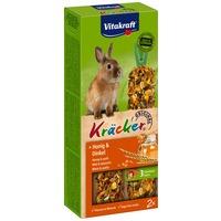 Vitakraft Kracker dupla rúd mézzel és tönköllyel nyulaknak, törpenyulaknak