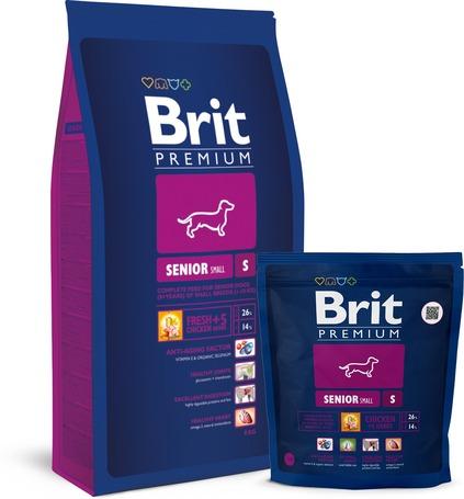 Brit Premium Senior Small Breed