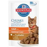 Hill's SP Feline Adult Turkey CiG