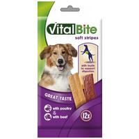 VitalBite Soft Stripes jutalomfalat lapok kutyáknak