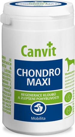 Canvit Chondro Maxi mobilitás segítő tabletta
