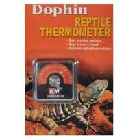 KW Dophin terráriumi hőmérő