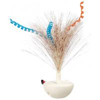 Trixie Wobble tollakkal elemes macskajáték