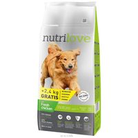 Nutrilove Dog Senior (Mature 7+) Chicken száraztáp idős kutyáknak