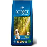 Ecopet Natural Fish Maxi | Halas kutyatáp nagytestű kutyák számára