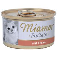 Miamor Cat Paté – Fácánhúsos konzerv
