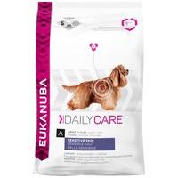 Eukanuba Daily Care Sensitive Skin - Érzékeny bőrű kutyáknak ajánlott kutyatáp - Szuperprémium eledel