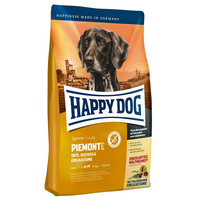 Happy Dog Supreme Sensible Piemonte gabonamentes kutyatáp
