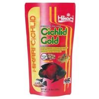 Hikari Cichlid Gold Large | Vízfelszínen úszó pellet haleleség nagytestű sügérek és trópusi halak részére
