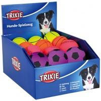 Trixie Neon úsztatható gumilabdák