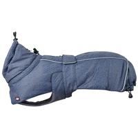 Trixie Prime vízálló teflon bevonatú kutyakabát kék színben