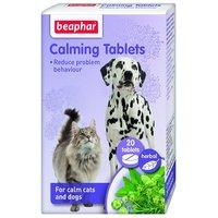 Beaphar Calming Tablets -  Gyögynövény alapú nyugtató kutyáknak és macskáknak