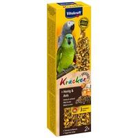 Vitakraft Kracker mézes és ánizsos dupla rúd arapapagájnak