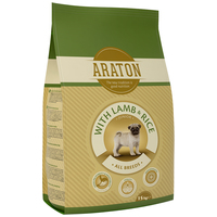 Araton Dog Junior Lamb & Rice