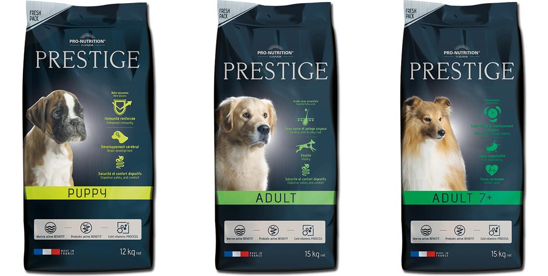 Flatazor Prestige közepes testméretű kutyáknak