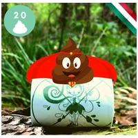 Zooro PoopHero lebomló kakizacskó