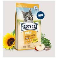 Happy Cat Minkas Hairball Control | Csökkenti a szőrlabdák kialakulását