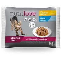 Nutrilove Cat alutasakos multipack