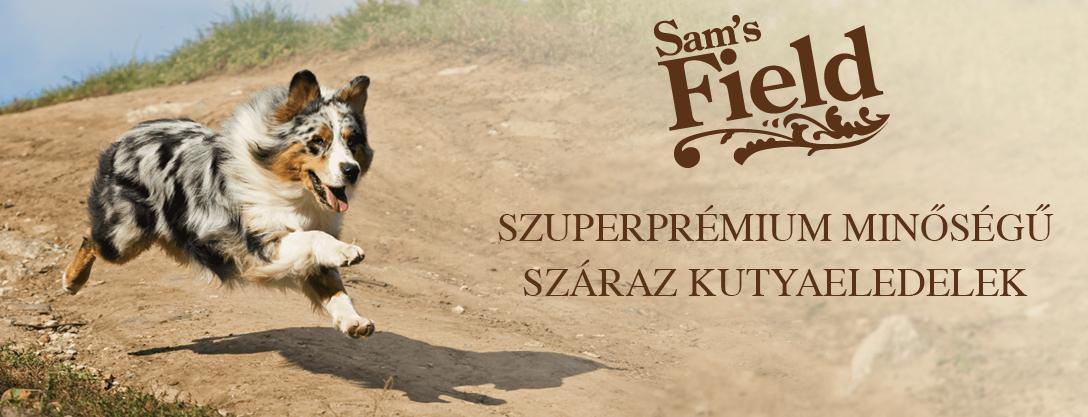 Sam's Field szuperprémium kutyatápok