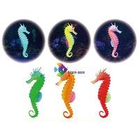 Úszó csikóhal akvárium dekor