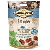 CarniLove Cat Crunchy Snack lazaccal és mentával | Ízletes jutalomfalat macskáknak