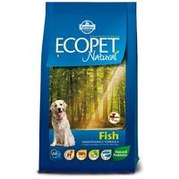 Ecopet Natural Fish Mini | Halas eledel kistestű kutyák számára