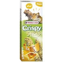 Versele-Laga Crispy Sticks Hamster & Gerbil Honey Flavour duplarúd